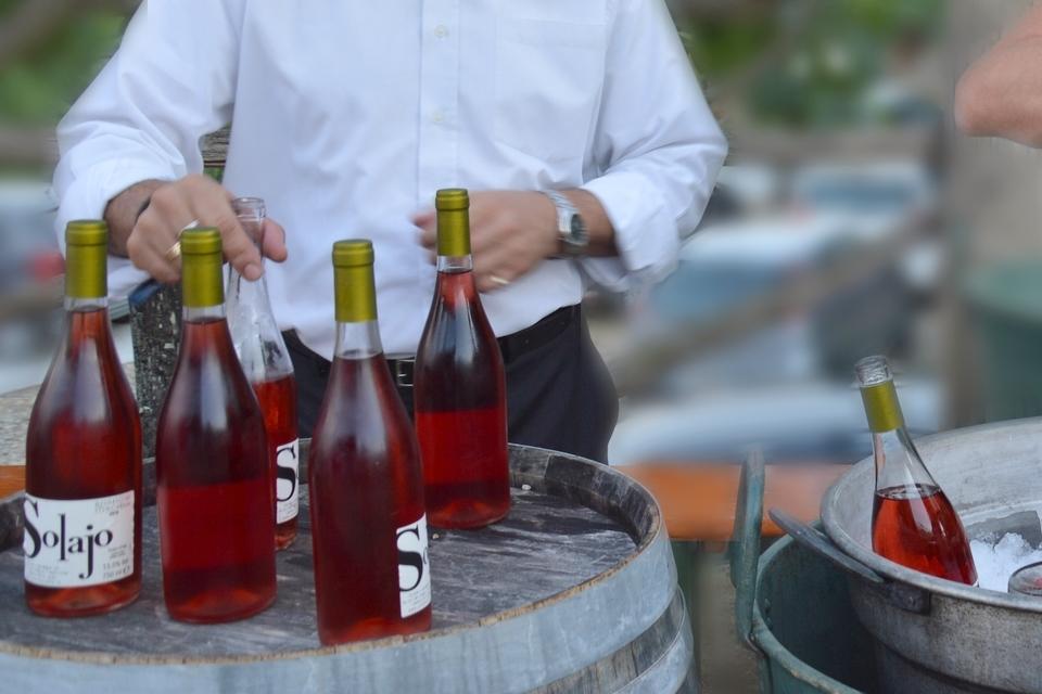 Solajo: il vino rosé perfetto per l'aperitivo 15
