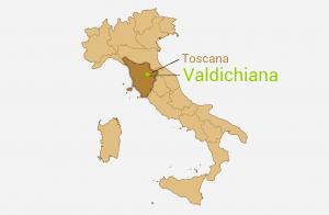 La Val di Chiana: l'area dove produciamo i nostri vini 2