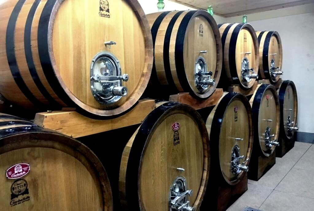 """Chi siamo: Informazioni sull'azienda vinicola """"Piè di Colle"""" 14"""