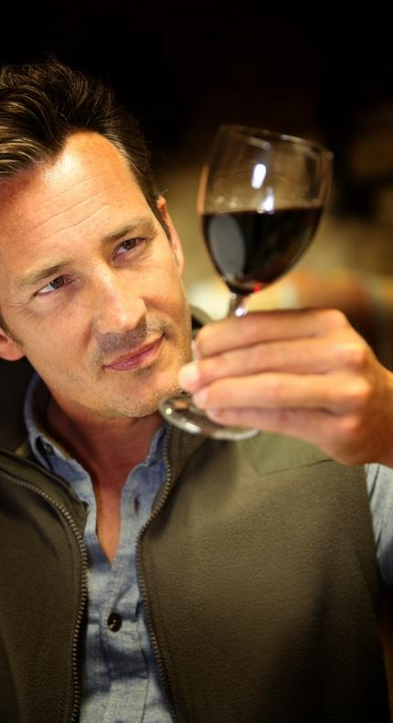 La cantina di Piè di Colle: maturazione e degustazioni vini 4