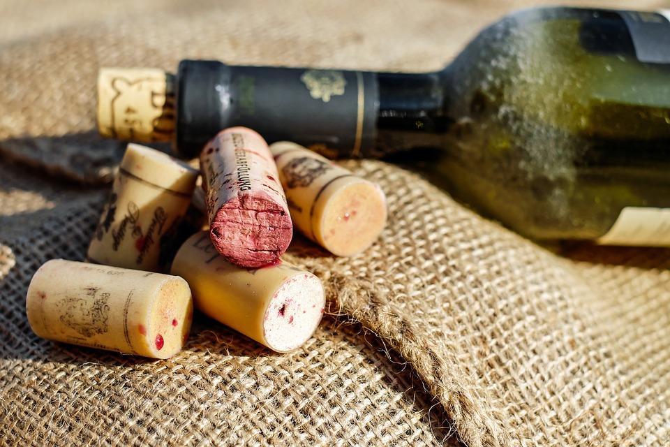 E se il vino sa di tappo? 1