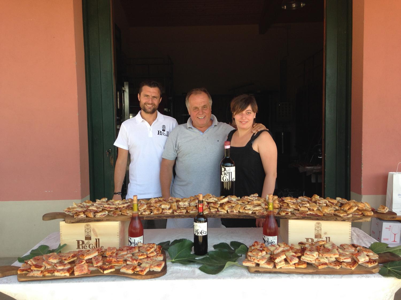 Gallery: immagini su Piè di Colle azienda vinicola toscana 56
